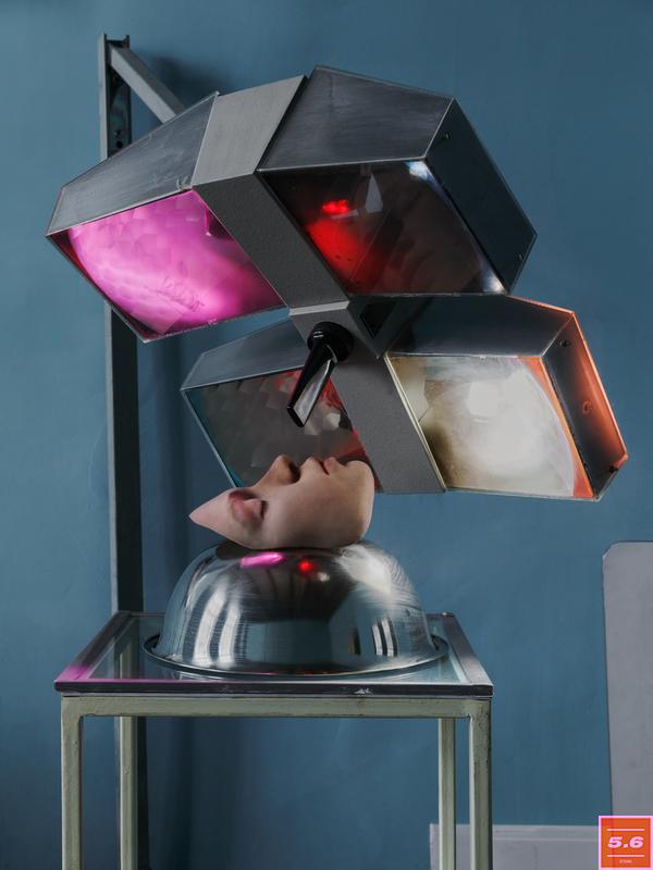 """Бо Валентин, """"RMX 2040"""", из серии «Ваш следующий шаг - Сделать трансмиссию"""", 2018"""