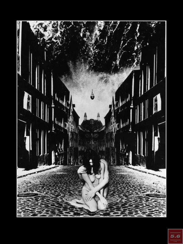 Олег Малёваный, серия Гравитация, №1, Предчувствие, 1976, 1/2