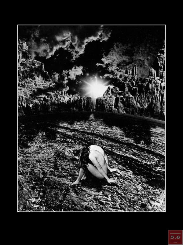 Олег Малёваный, серия Гравитация, №4, Исход, 1976, 1/4