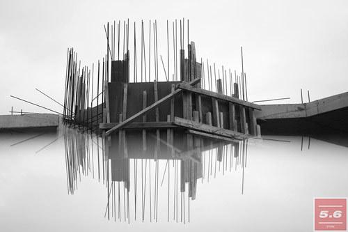 Исаенко Александр #4 из серии «Architectural noise»