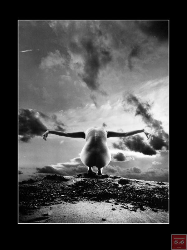 """Oleg Malyovanyj, """"Takeoff"""", 1977"""
