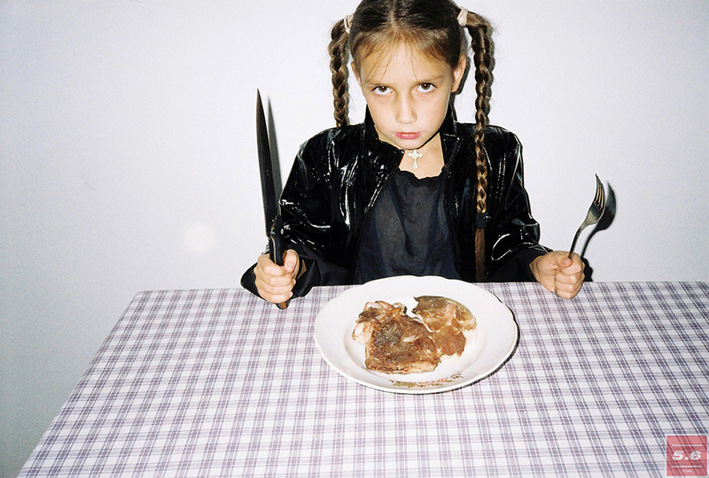 GORSAD, Girl with a meat