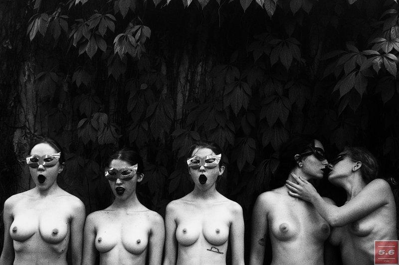 Майя Ива, из серии Closer №2, FABRIKA art group