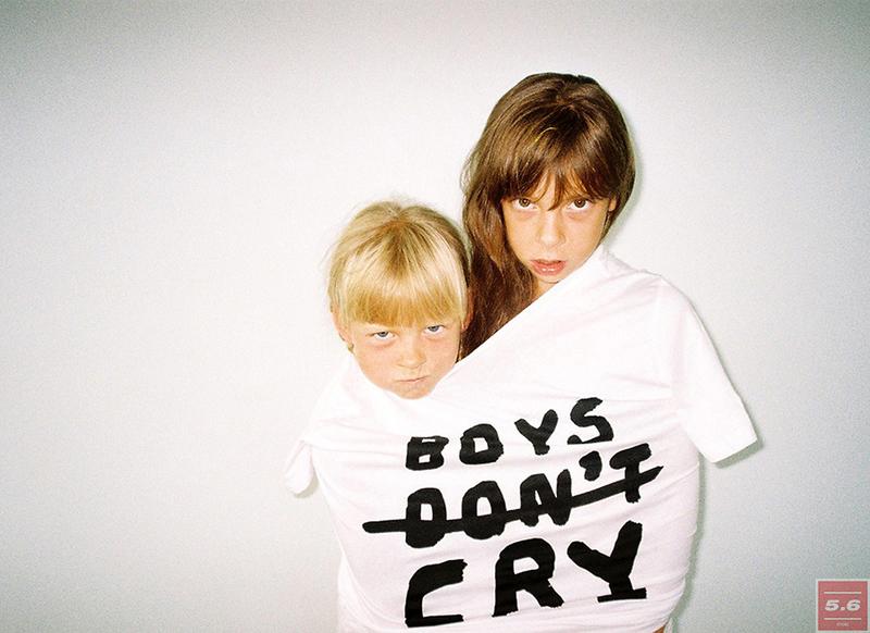 GORSAD, Boys don`t cry