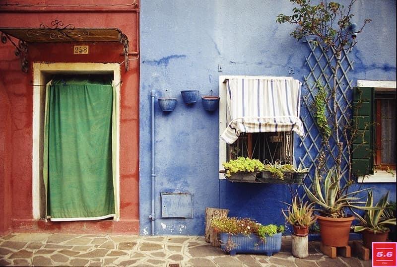 Алена Владыко,«Venice Burano»