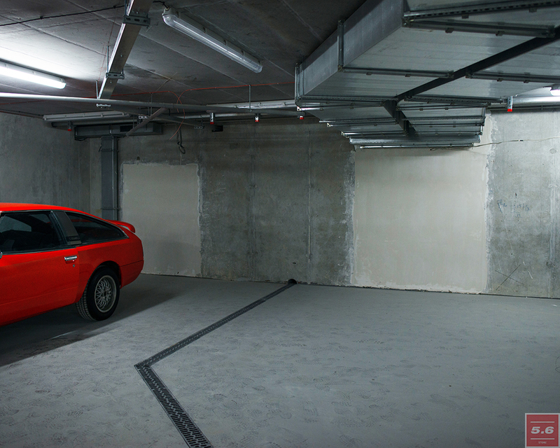 Рома Пашковский, Garage