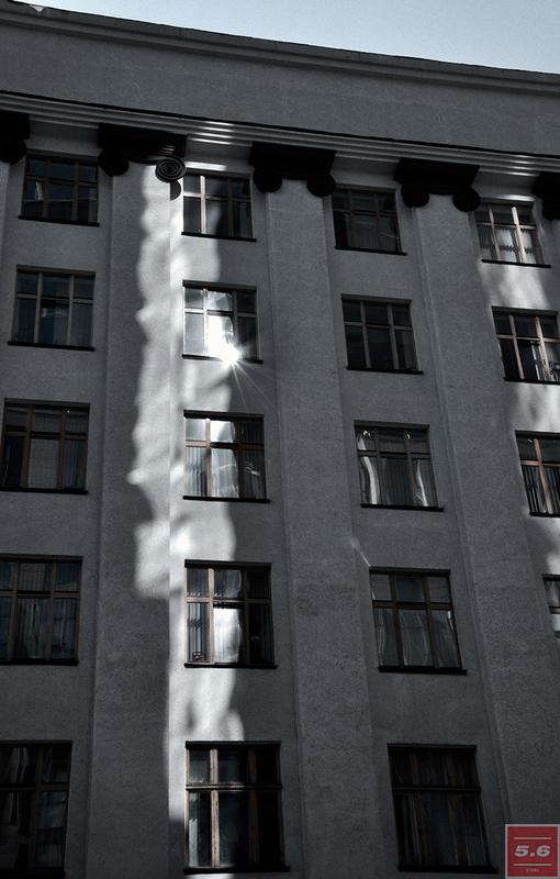 An Plashevska, из серии Urban landscapes №5