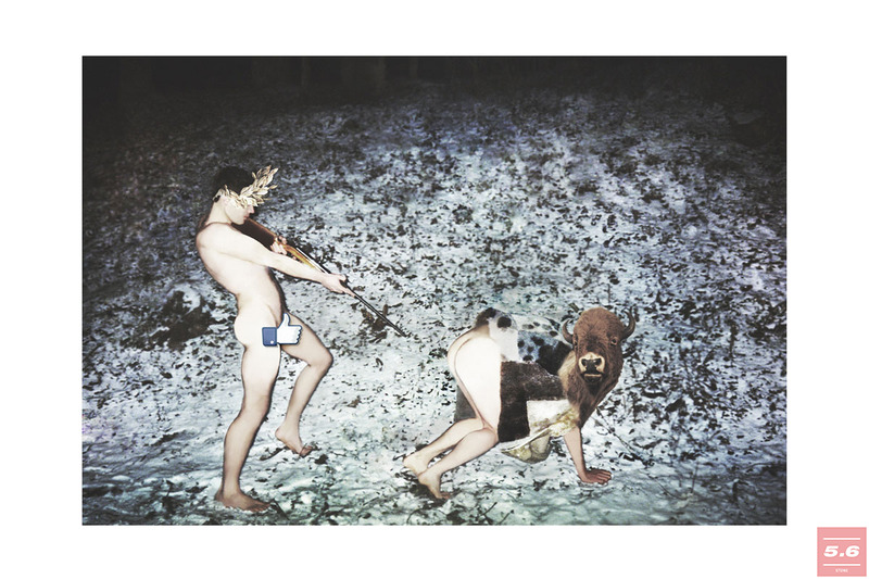 Солоп Ярослав, The killing of the Minotaur