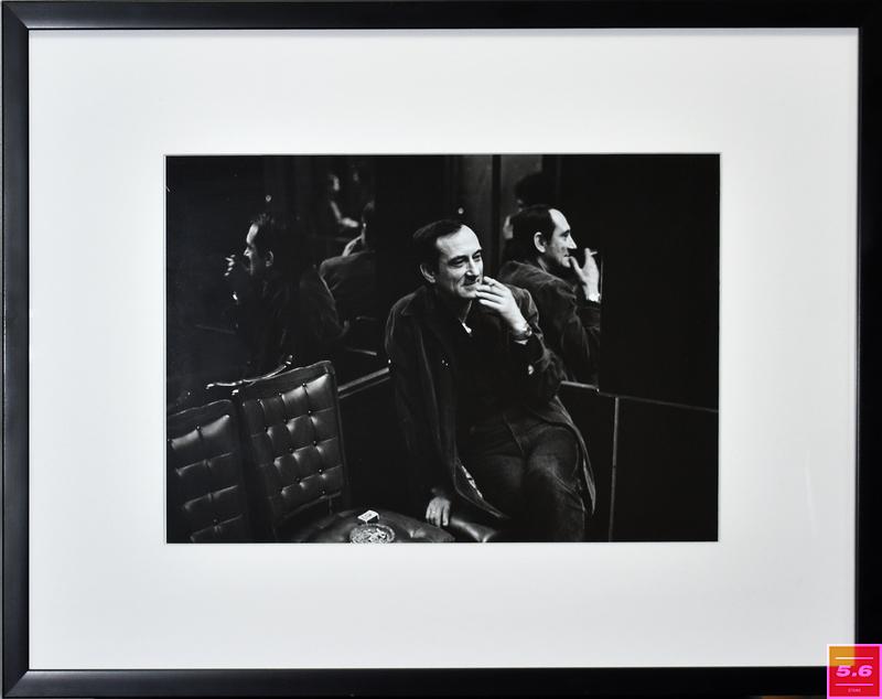 "Марущенко Виктор, ""Bogdan Stupka, actor"", Moscow, 1989"