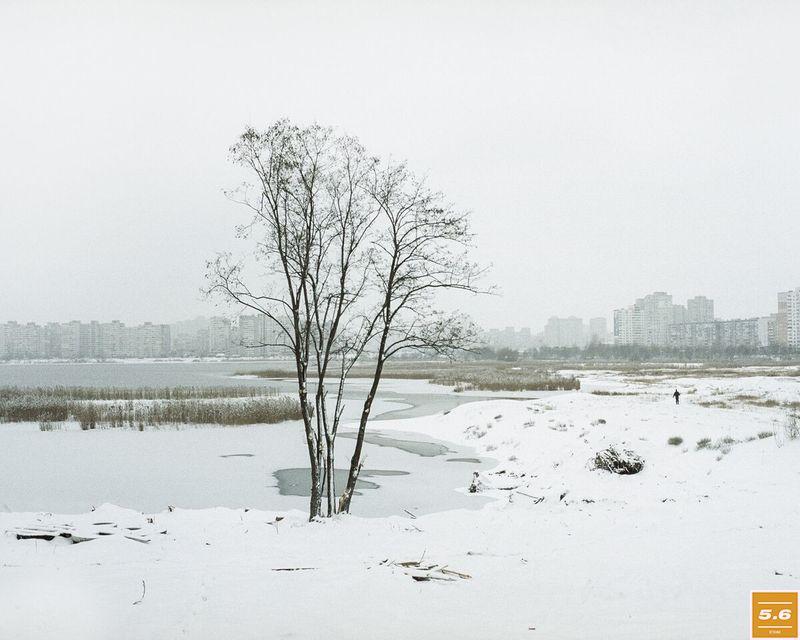 "Пашковский Роман, ""Loneliness"", 2014"