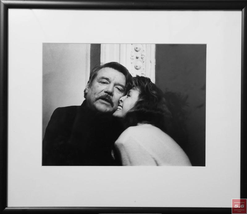 Марущенко Виктор, «Сергей Данченко и Людмила Смородина», 1993