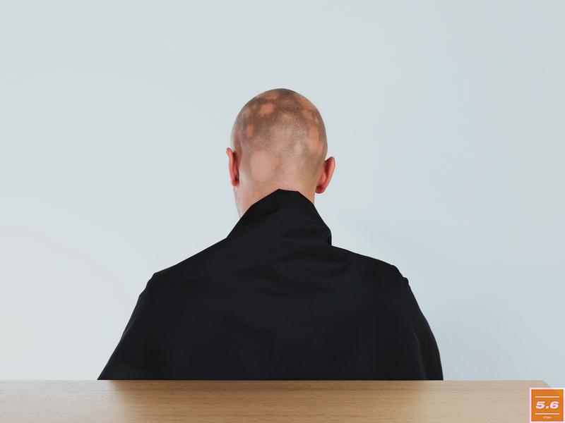 """Бо Валентин, """"Персона #1"""", из серии «Ваш следующий шаг - Сделать трансмиссию"""", 2017"""