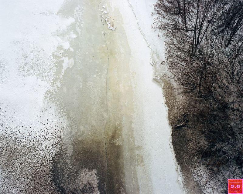 """Пашковский Роман, """"Wet ice"""", 2017"""